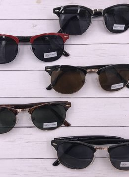 Frameless Wayfarer Sunglasses