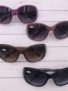 NYS Trendy Big Oval Sunglasses