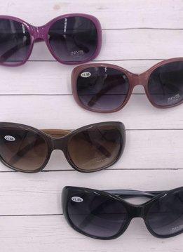 Trendy Big Oval Sunglasses