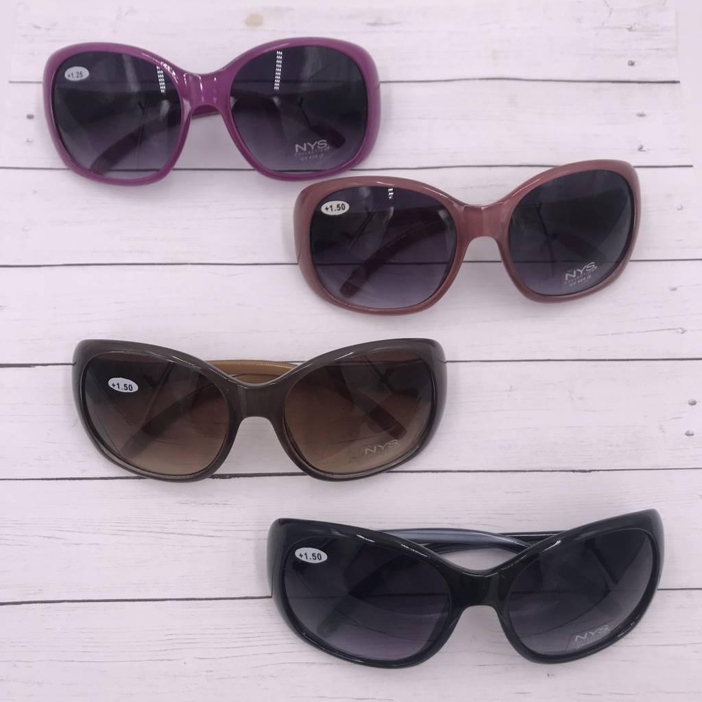 NYS Trendy Big Oval Sunglasses