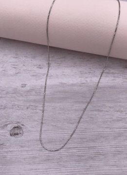 Italian Sterling Silver Snake Chain 20 inch Necklace