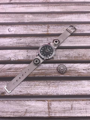 18mm Snap Watch