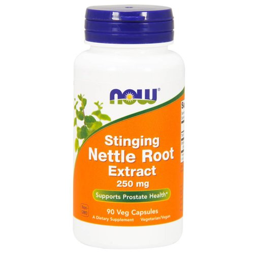 NOW Stinging Nettle Root extract 250mg 90 caps