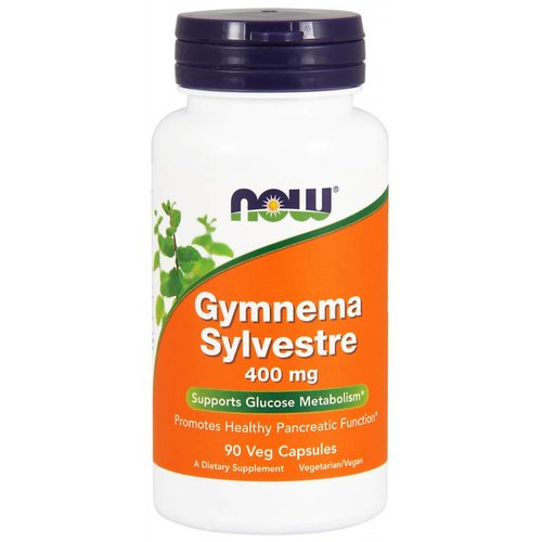 NOW Gymnema Sylvestre 400mg 90 caps
