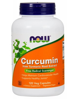NOW FOODS CURCUMIN 120 CP
