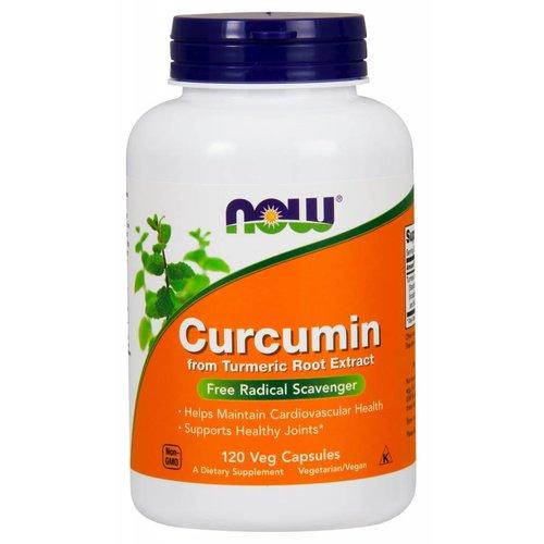 NOW Curcumin 120caps