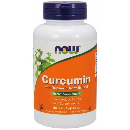 NOW Curcumin 60caps