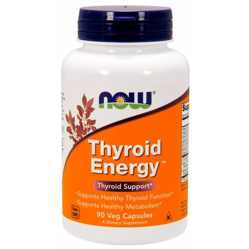 NOW Thyroid Energy 90caps