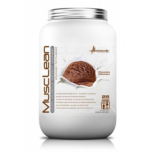 Metabolic Nutrition MUSCLELEAN CHOCOLATE 2.5LBS