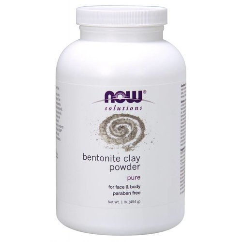 NOW Foods BENTONITE POWDER EXTERNAL 1 LB