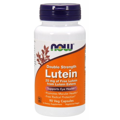 NOW LUTEIN 20 MG (FROM ESTERS)   90 VCAPS