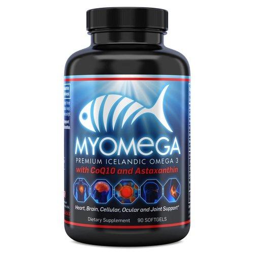 MYOGENIX OMEGA FISH OIL 240 SOFTGELS