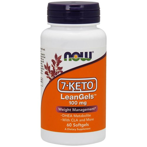 NOW 7-Keto 100mg 60 softgels