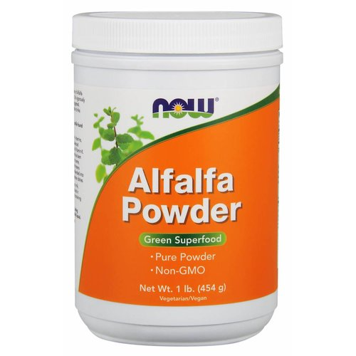 NOW Alfalfa Powder 1 lb.
