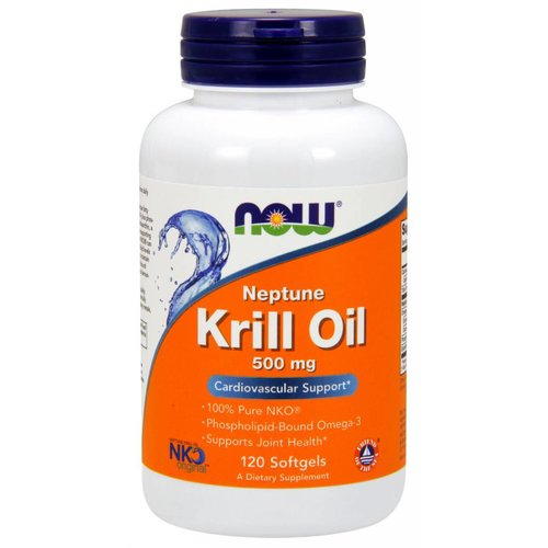 NOW Krill Oil 500mg