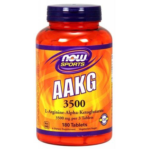 NOW AAKG 3500  180 TABS
