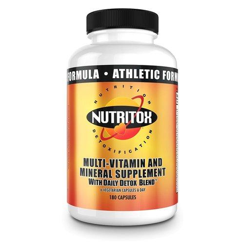 NUTRITOX ATHLETIC FORMULA