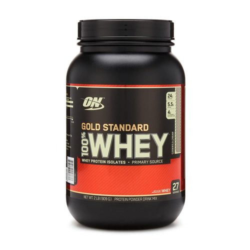 Optimum Nutrition GOLD STANDARD COOKIE & CREAM 2LB
