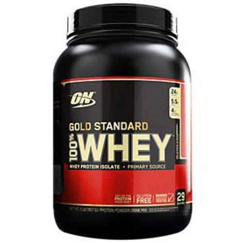 Optimum Nutrition GOLD STANDARD DELICIOUS STRAWBERRY 2.07LB