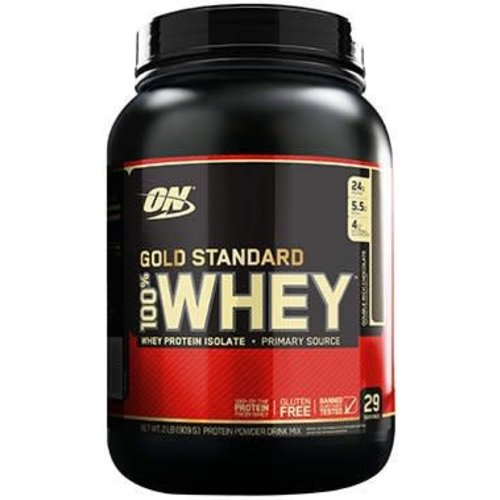Optimum Nutrition GOLD STANDARD DOUBLE CHOCOLATE 2.07LB