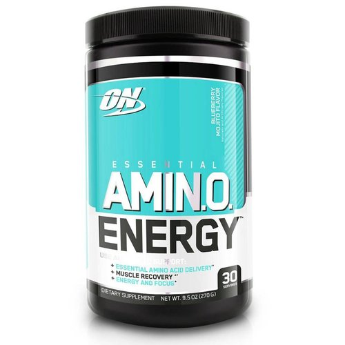 Optimum Nutrition AMINO ENERGY BLUEBERRY MOJITO