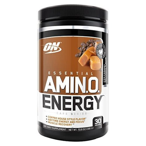Optimum Nutrition AMINO ENERGY ICED CARAMEL MACCHIATO
