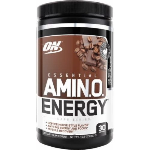 Optimum Nutrition AMINO ENERGY ICED MOCHA CAPPUCINO