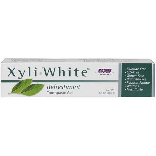NOW XYLIWHITE TOOTHPASTE MINT  6.4 OZ