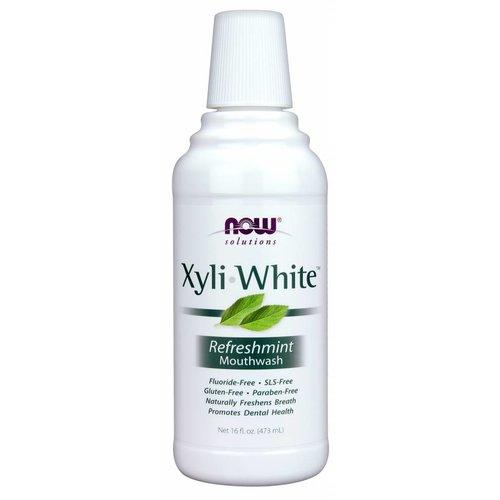 NOW XYLIWHITE REFRESHMINT MOUTHWASH  16 FL OZ
