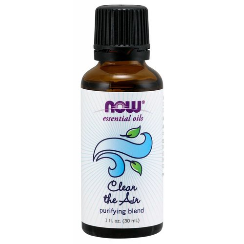 NOW CLEAR THE AIR PURIFYING OILS 1 OZ