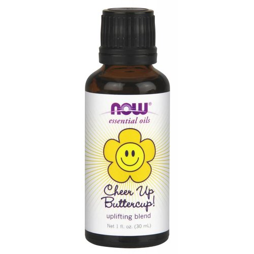 NOW CHEER UP BUTTERCUP UPLIFTING OILS 1 OZ