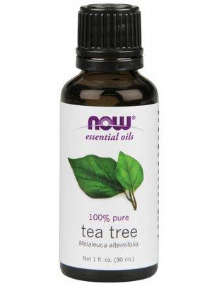 NOW FOODS TEA TREE OIL  1 OZ