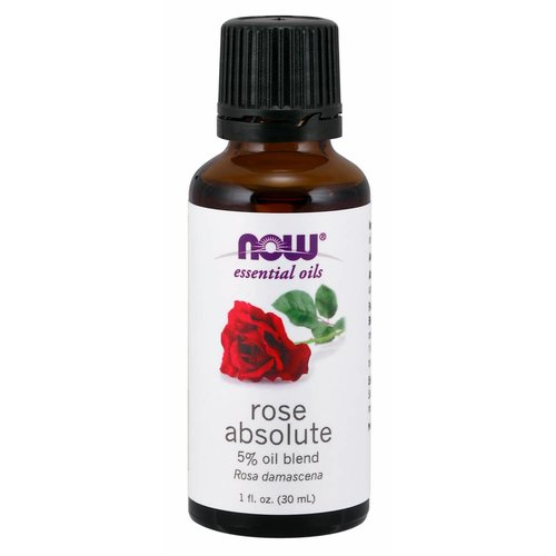 NOW ROSE ABSOLUTE 5% BLEND 1 OZ