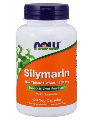 NOW FOODS Silymarin w/ Milk Thistle 150mg 120caps