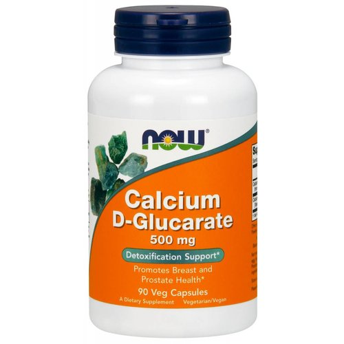 NOW Calcium D-Glucarate 500mg 90 caps
