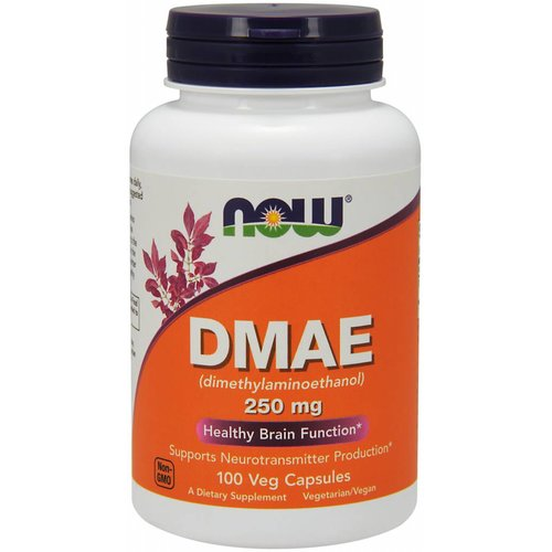 NOW DMAE 250MG   100 VCAPS