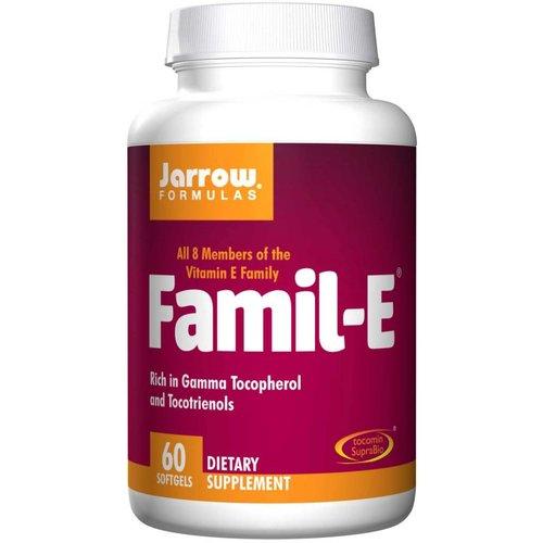 JARROW Famil-E 60 softgels