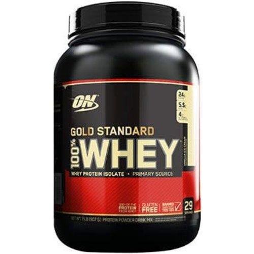 Optimum Nutrition GOLD STANDARD VANILLA 2LB