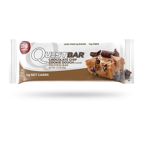 QUEST QUEST CHOCOLATE CHIP COOKIE DOUGH