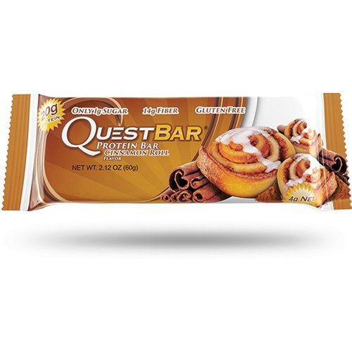 QUEST QUEST CINNAMON ROLL