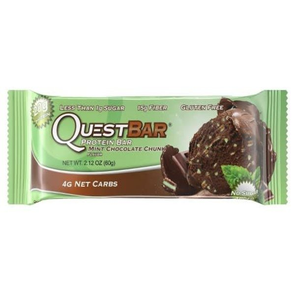 QUEST QUEST MINT CHOCOLATE CHUNK