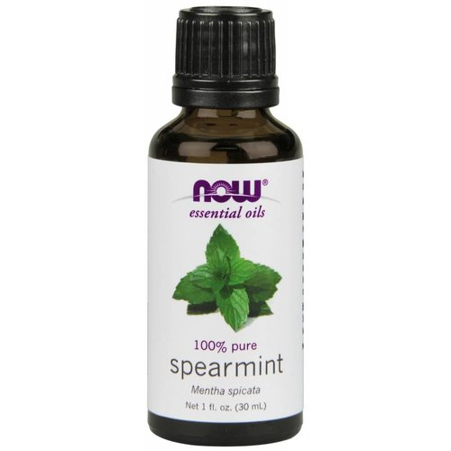 NOW SPEARMINT OIL  1 OZ