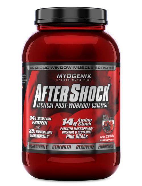 MYOGENIX AFTERSHOCK 2.64 LBS