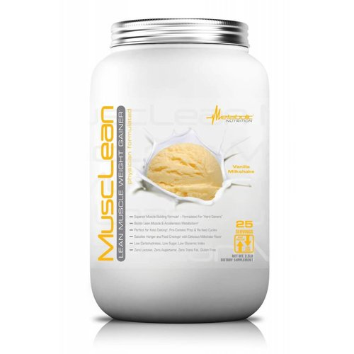 Metabolic Nutrition MUSCLEAN 2.5LBS