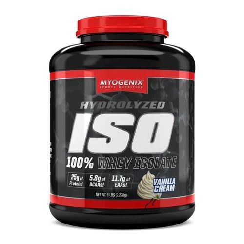 MYOGENIX HYDROLYZED ISO 5LBS