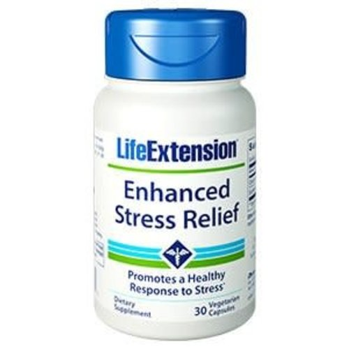 LIFE EXTENSIONS ENHANCED STRESS RELIEF