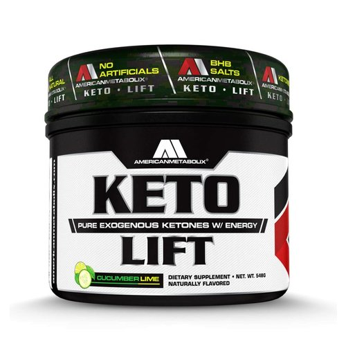 AMERICAN METABOLIX KETO LIFT CUCUMBER LIME