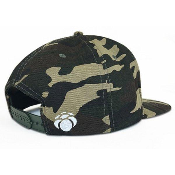 MAN SPORTS CAMO HAT