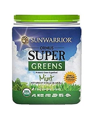 SUNWARRIOR ORMUS SUPER GREENS