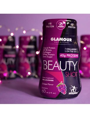 GLAMOUR NUTRITION BEAUTY SHOT